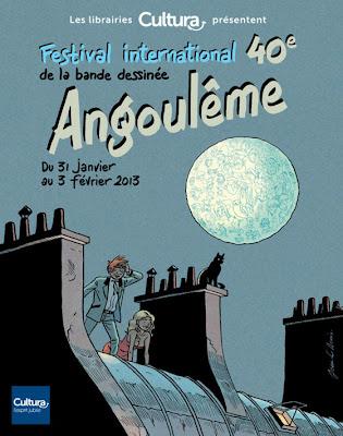 Angouleme BD 2013