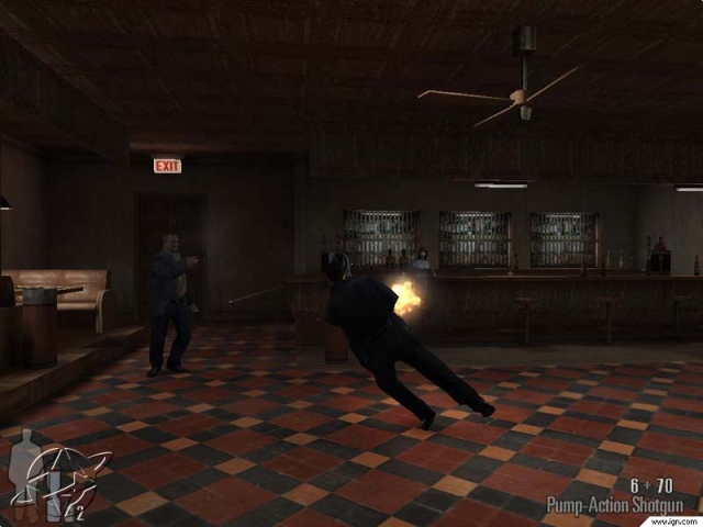 Capturas Max Payne PC Full