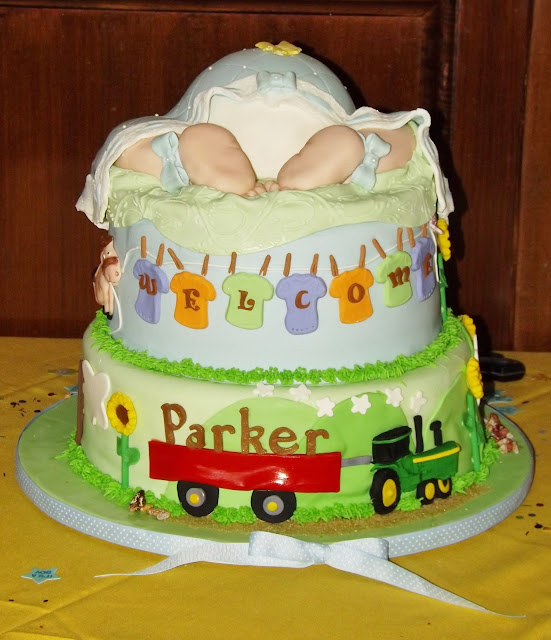 Cakes Of The Hamptons How To Make A Baby Butt Cake Baby