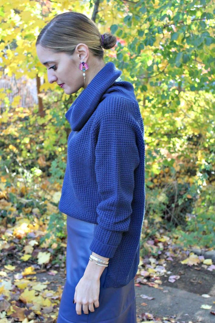 ny & company eva mendes sweater