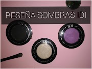 RESEÑA/REVIEW SOMBRAS IDI MAKE UP, BBB?