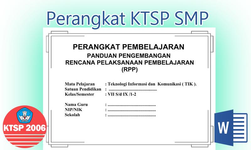 Rpp Ktsp Smp Kelas 8 Semester 2 Terbaru Dengan Silabus Rpp Ktsp