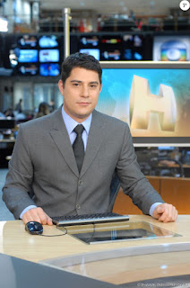 Evaristo Costa do Jornal Hoje decide não renovar contrato com a TV Globo