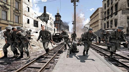 Arma3用WW2 MODのベルリン マップ