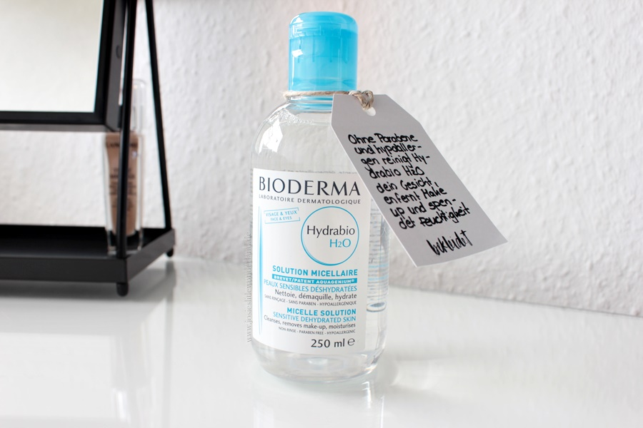 Blogger Box #edition travel the world - www.josieslittlewonderland.de - bioderma mizellenwasser, beauty