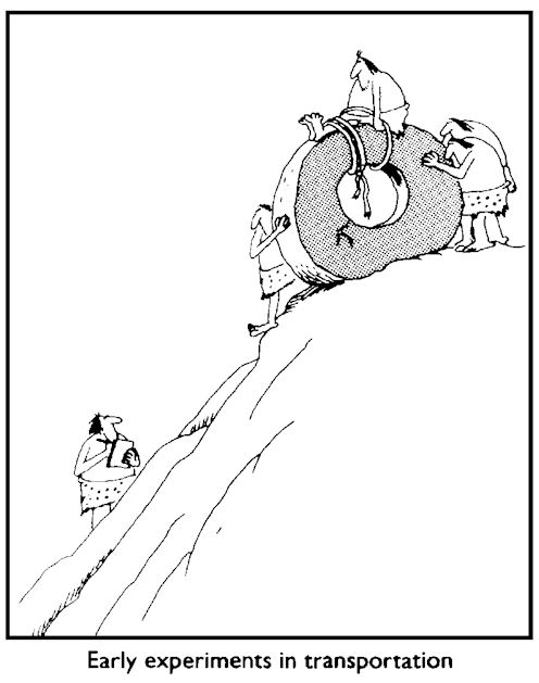 Just A Car Guy The Far Side Cartoons Were Made By Gary Larson