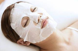 masker kertas untuk wajah