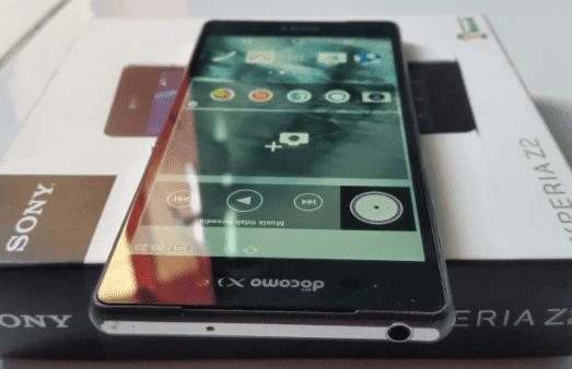 Harga dan Spesifikasi Sony Xperia Z2 Docomo