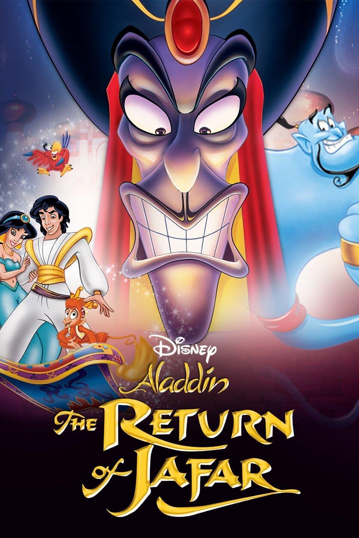Aladdin: The Return of Jafar (1994) Dual Audio Hindi English 720p BluRay Full Movie Free Download