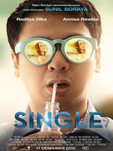 Download Film Movie Indonesia Single (2015) Raditya Dika Mp4 Mkv 360p 480p