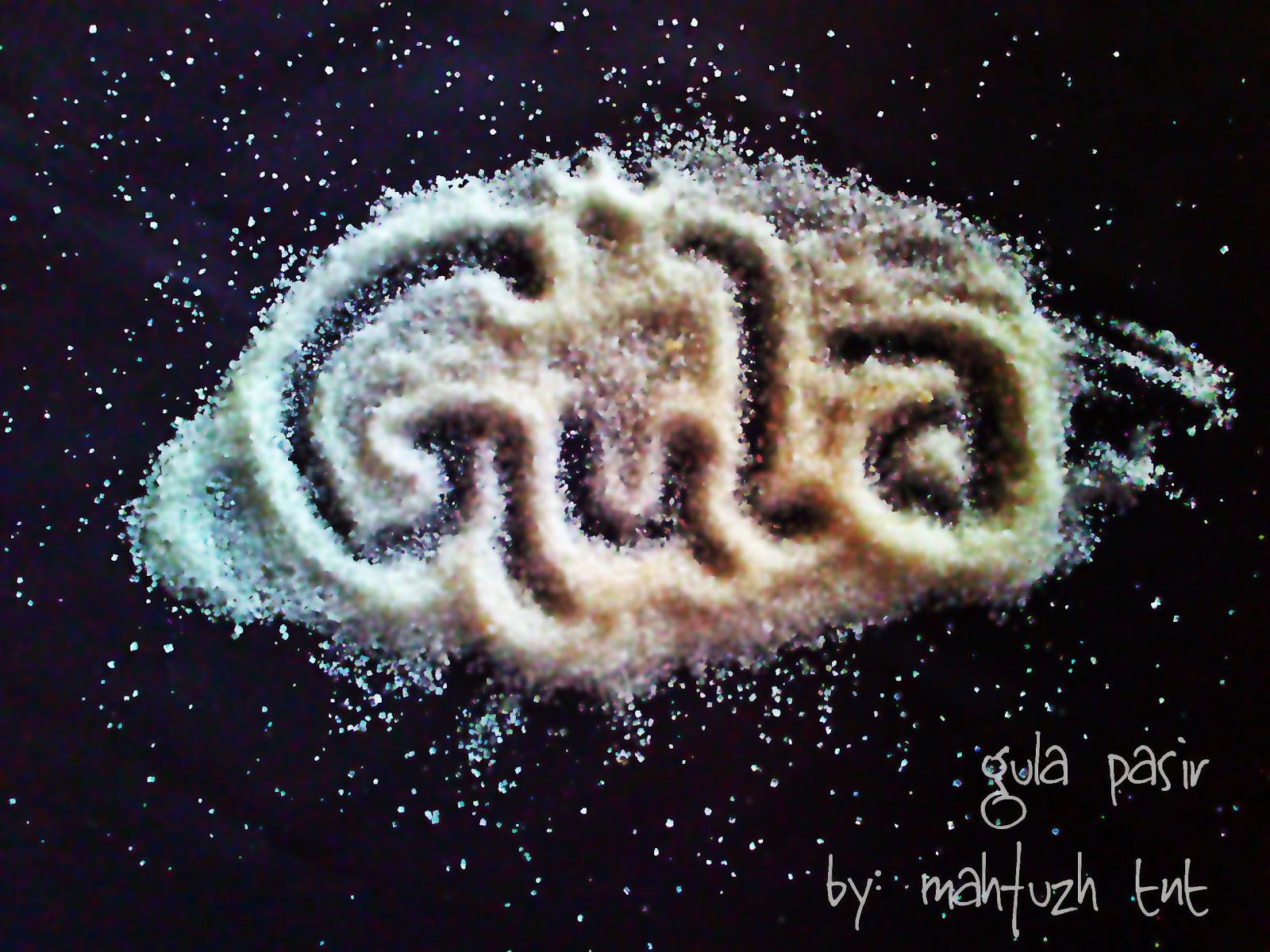 rumus kimia gula pasir