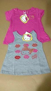 Saldo de roupas de marca infantil