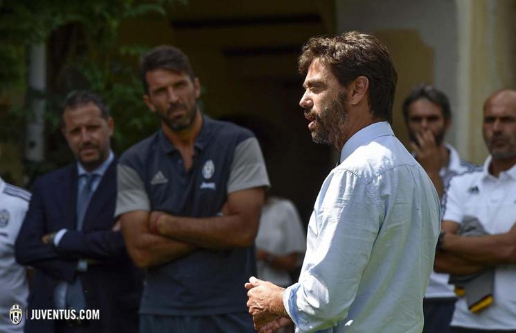 Prijateljska utakmica / Juventus - Juventus Primavera 2:0 (1:0)