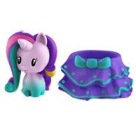 MLP Blind Bags, Confetti  Starlight Glimmer Pony Cutie Mark Crew Figure