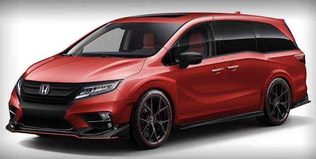 2020 Honda Odyssey Type R Review Design Release Date Price And Specs