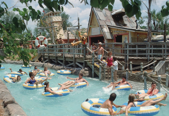 Atrações do Typhoon Lagoon na Disney
