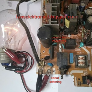 mengatasi transistor rusak lagi