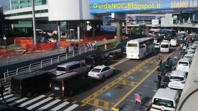 Sciopero Taxi NCC Fiumicino il 25 ottobre 2016