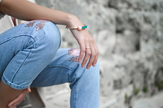 Onde comprar calça jeans bordada
