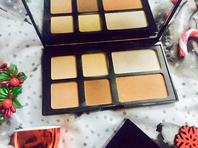 Freedom Makeup London Pro Powder Strobe Palette