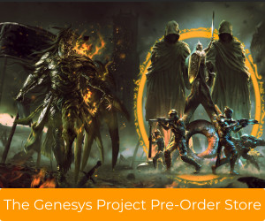 The Genesys Project Pre-Order Store