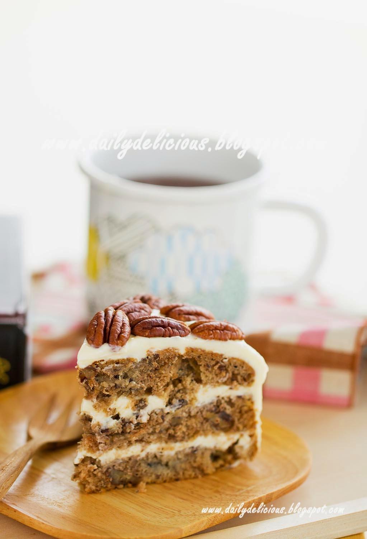 Recipe For Hummingbird Carrot Cake