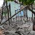 Devido alagamentos mais  de 200 famílias estão desabrigadas em Cabeceiras do Piauí