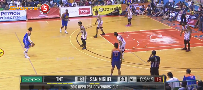 TNT KaTropa def. San Miguel, 105-85 (REPLAY VIDEO) September 3