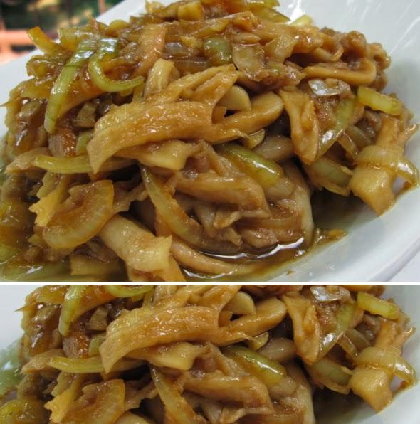 Resep Tumis Jamur Sederhana Enak Lezat Dan Sehat Area Halal