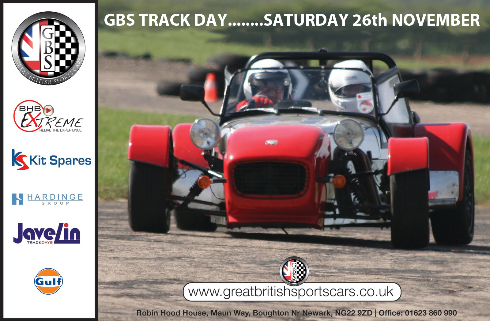 THIS WEEKEND GBS WILL BE AT THE MOTOR SPORT UK SHOW IN ...