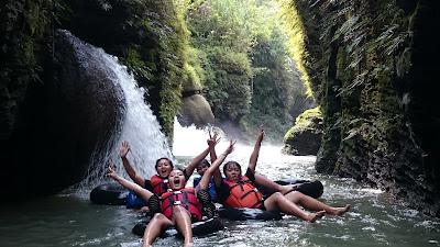 Berwisata Ke Santirah River Tubing
