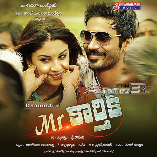 Mr.Karthik,Mr.Karthik Dhanush,Mr.Karthik mp3,Mr.Karthik songs
