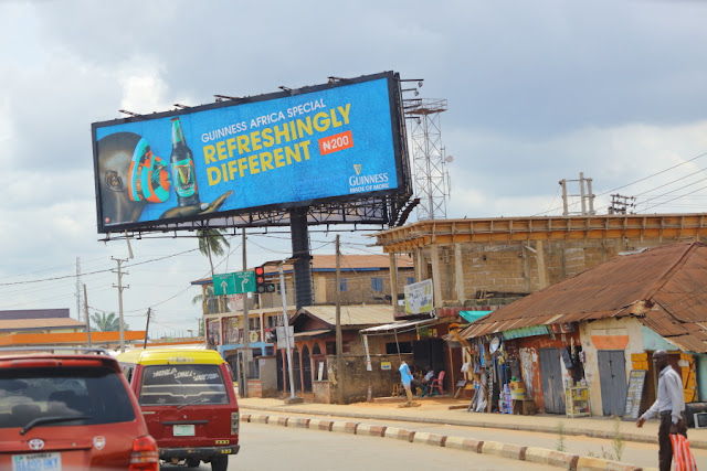 refreshingly different was Benin City