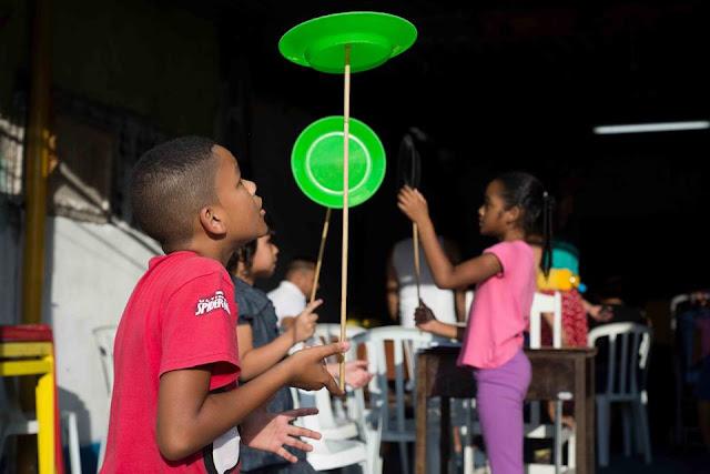 Em Fevereiro tem Dia de Circo de graça em comunidades da Zona Leste, Osasco, Itaquaquecetuba e Guarulhos