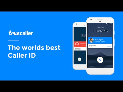 Download Truecaller App for Android know who called you