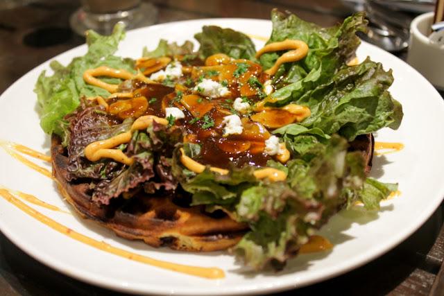 The Boston Cupcakery Vegetarian Vegan Healthy Nutrition Waffles