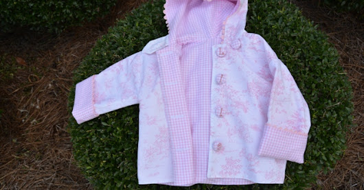 Children's Corner Casey Coat