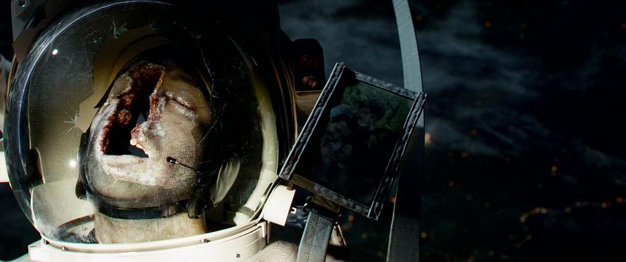 Gravity (2013) Full Movie Dual Audio (Hindi+English) (Bluray