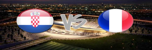 مشاهدة مباراة فرنسا وكرواتيا بث مباشر اليوم 15-7-2018