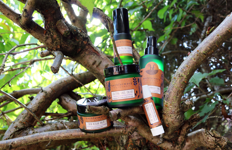 Herbfarmacy Skincare Review