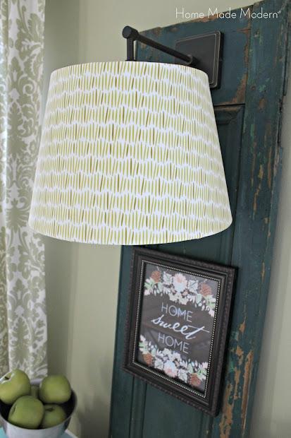 shutter light fixture