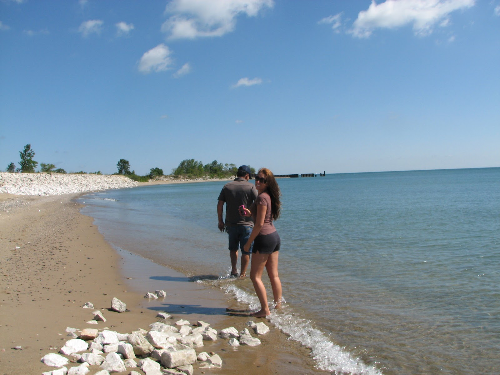 Snug Harbor Bay Illinois Beach State Park