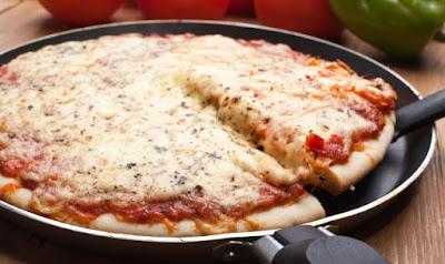 Resep Mudah Membuat Pizza Teflon ala Pizza Hut