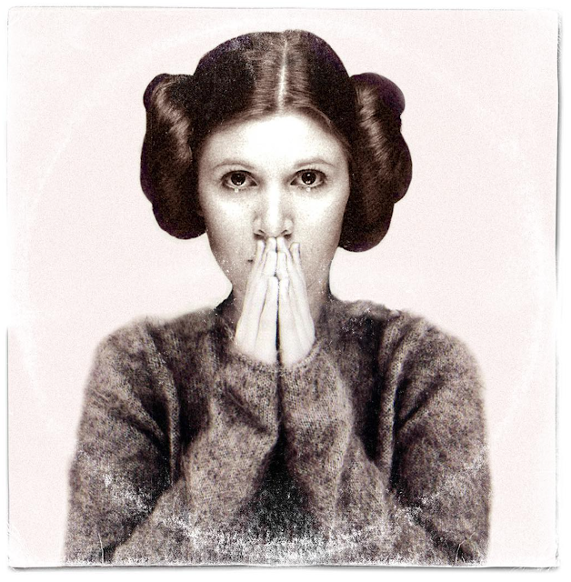 STAR WARS RECORD COVER MASH-UPS – INSTAGRAM ALS GOLDGRUBE