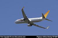 Boeing 737 / TC-AMP