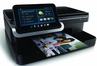 Der HP Photosmart eStation C510 all-in-One-Drucker ist ein intelligentes Multifunktions-Tool, das bemerkenswerte Eigenschaften von Web-Konnektivität bietet,