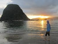 Red Island Pulau Merah Banyuwangi