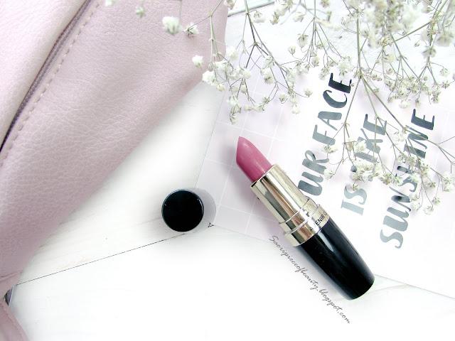 Розовая матовая помада от Avenir cosmetics / блог A piece of beauty
