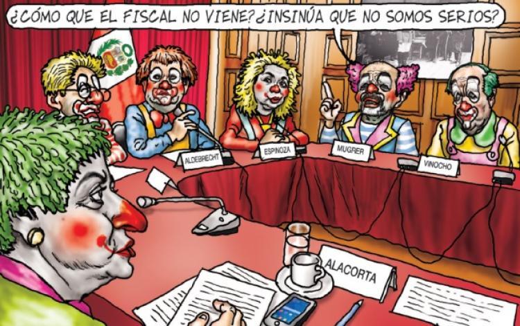 Carlincaturas Viernes 3 Febrero 2017 - La República