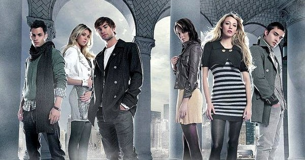Assista a segunda temporada da gossip girl